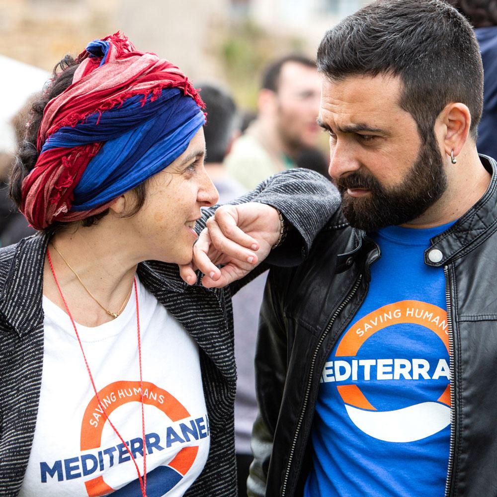 Mediterranea Saving Humans mayday palermo