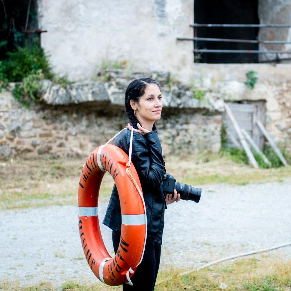 Roberta paolucci mayday palermo